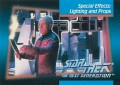 Star Trek The Next Generation Inaugural Edition Trading Card 88