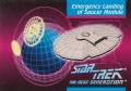 Star Trek The Next Generation Inaugural Edition Trading Card 94