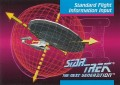 Star Trek The Next Generation Inaugural Edition Trading Card 96
