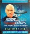 Star Trek The Next Generation Inaugural Edition Trading Card Box