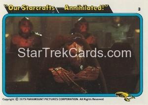 Star Trek The Motion Picture Kilpatrick's Bread Trading Card 3