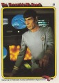 Star Trek The Motion Picture Kilpatrick's Bread Trading Card 31