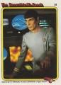 Star Trek The Motion Picture Kilpatrick's Bread Trading Card 31