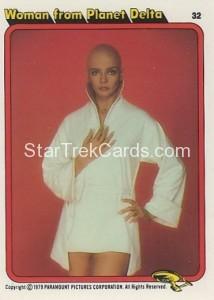 Star Trek The Motion Picture Kilpatrick's Bread Trading Card 32
