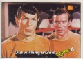Star Trek Topps Trading Card 20