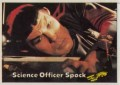 Star Trek Topps Trading Card 4