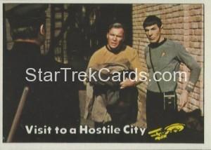 Star Trek Topps Trading Card 48