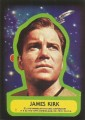 Star Trek Topps Trading Card Sticker 1
