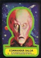 Star Trek Topps Trading Card Sticker 13