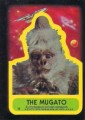 Star Trek Topps Trading Card Sticker 14