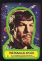 Star Trek Topps Trading Card Sticker 16