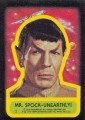 Star Trek Topps Trading Card Sticker 2