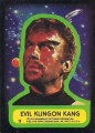 Star Trek Topps Trading Card Sticker 20