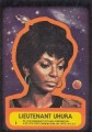 Star Trek Topps Trading Card Sticker 6