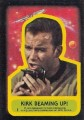 Star Trek Topps Trading Card Sticker 9