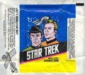 Star Trek Topps Trading Card Wrapper Erector Set