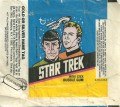 Star Trek Topps Trading Card Wrapper Name Tag