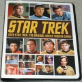 2009 Star Trek The Original Series Trading Card Binder