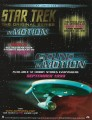 Star Trek The Original Series In Motion Sell Sheet Front