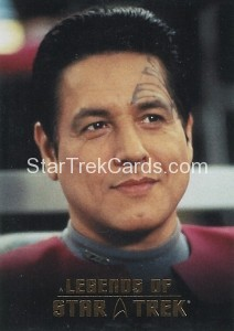Legends Chakotay Card L2