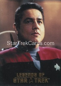 Legends Chakotay Card L4
