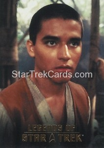 Legends Chakotay Card L6