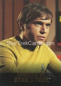 Legends Chekov Rand Chapel Card L1