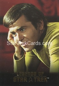 Legends Chekov Rand Chapel Card L2