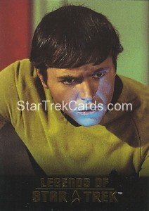 Legends Chekov Rand Chapel Card L3