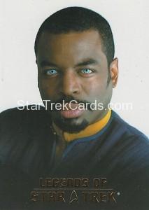 Legends LaForge Crusher Yar Card L3