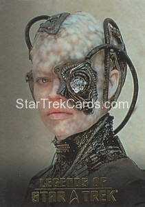 Legends Seven of Nine Card L2