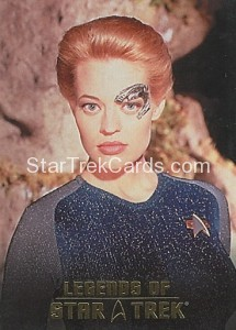 Legends Seven of Nine Card L3
