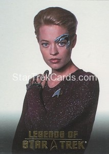 Legends Seven of Nine Card L4
