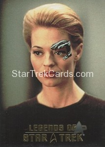 Legends Seven of Nine Card L5
