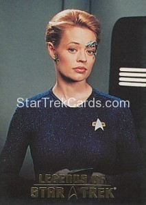 Legends Seven of Nine Card L6
