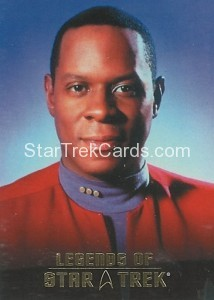 Legends Sisko Card L1