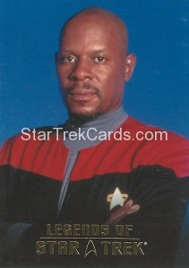 Legends Sisko Card L3