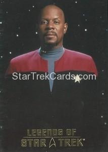 Legends Sisko Card L4