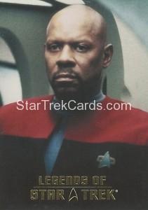 Legends Sisko Card L5