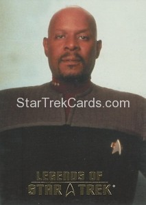 Legends Sisko Card L6