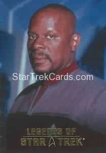 Legends Sisko Card L7