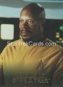 Legends Sisko Card L9