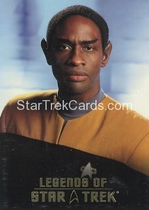 Legends Tuvok Card L1