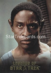 Legends Tuvok Card L6