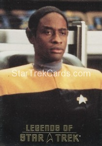 Legends Tuvok Card L7