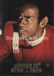 Legends Tuvok Card L9