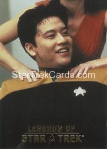 Legends of Star Trek Trading Card Harry Kim L3