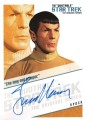 The Quotable Star Trek Original Series Trading Card QA2 Live Long and Prosper