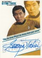 The Quotable Star Trek Original Series Trading Card QA3
