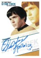 The Quotable Star Trek Original Series Trading Card QA4 Cossackel